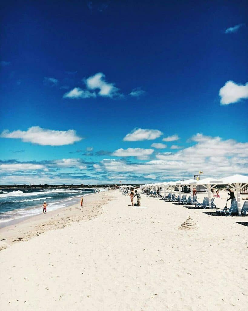 Лучшие пляжи Оленевки, Крым. Описание, фото, отзывы. Майами и другие