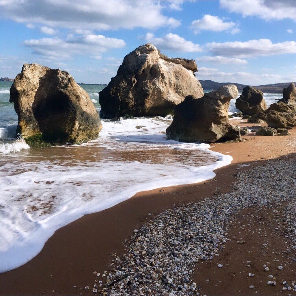 Генеральские пляжи в Крыму: как добраться, фото, видео