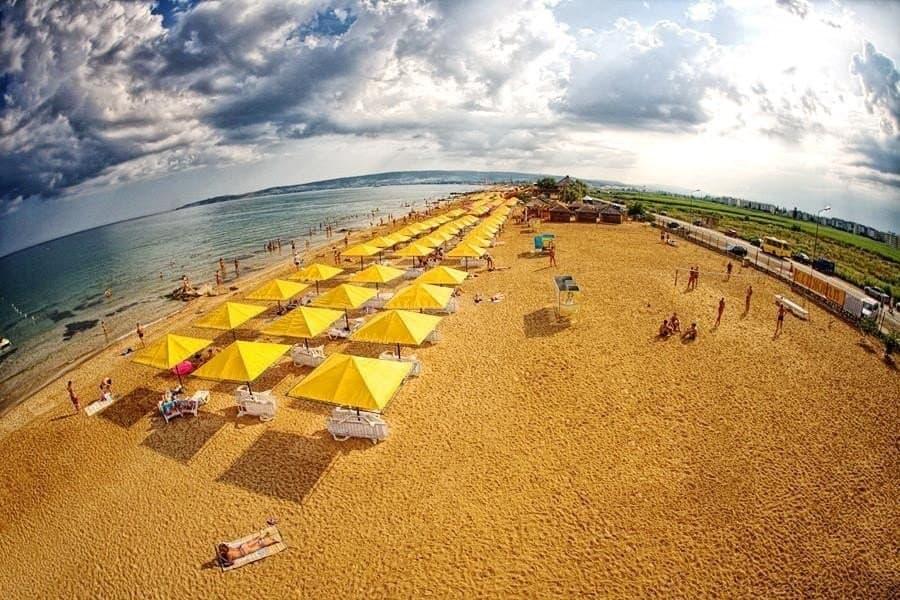 Пляжи Феодосии: песчаные, галечные, частные, дикие. Фото, видео, отзывы, цены