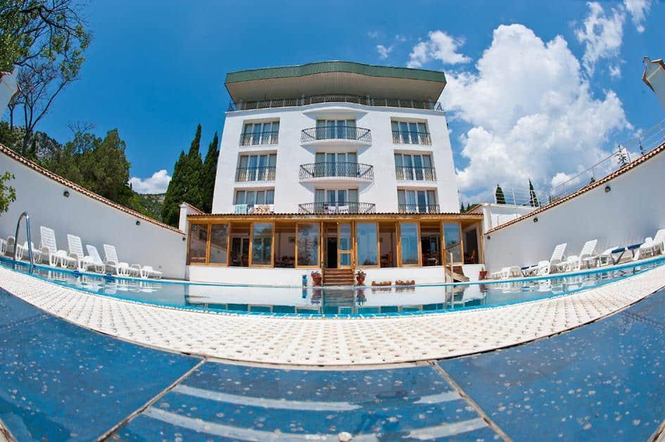 Отдых у моря в Симеизе — ТОП-5 гостиниц и отелей