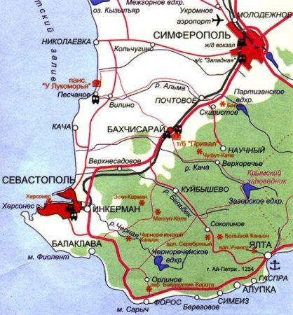 Как добраться в Севастополь 2020: поезд, самолёт, автобус и автомобиль